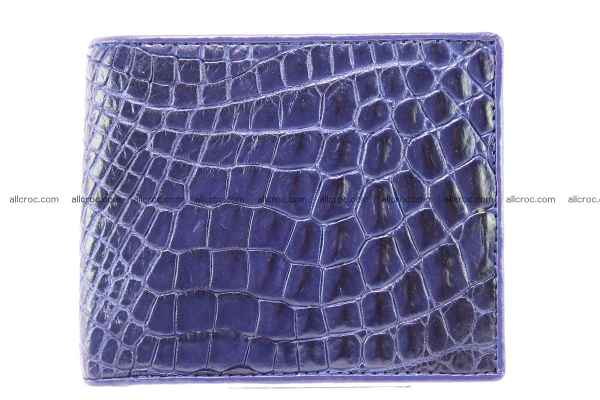 Crocodile skin wallet 246 Foto 0