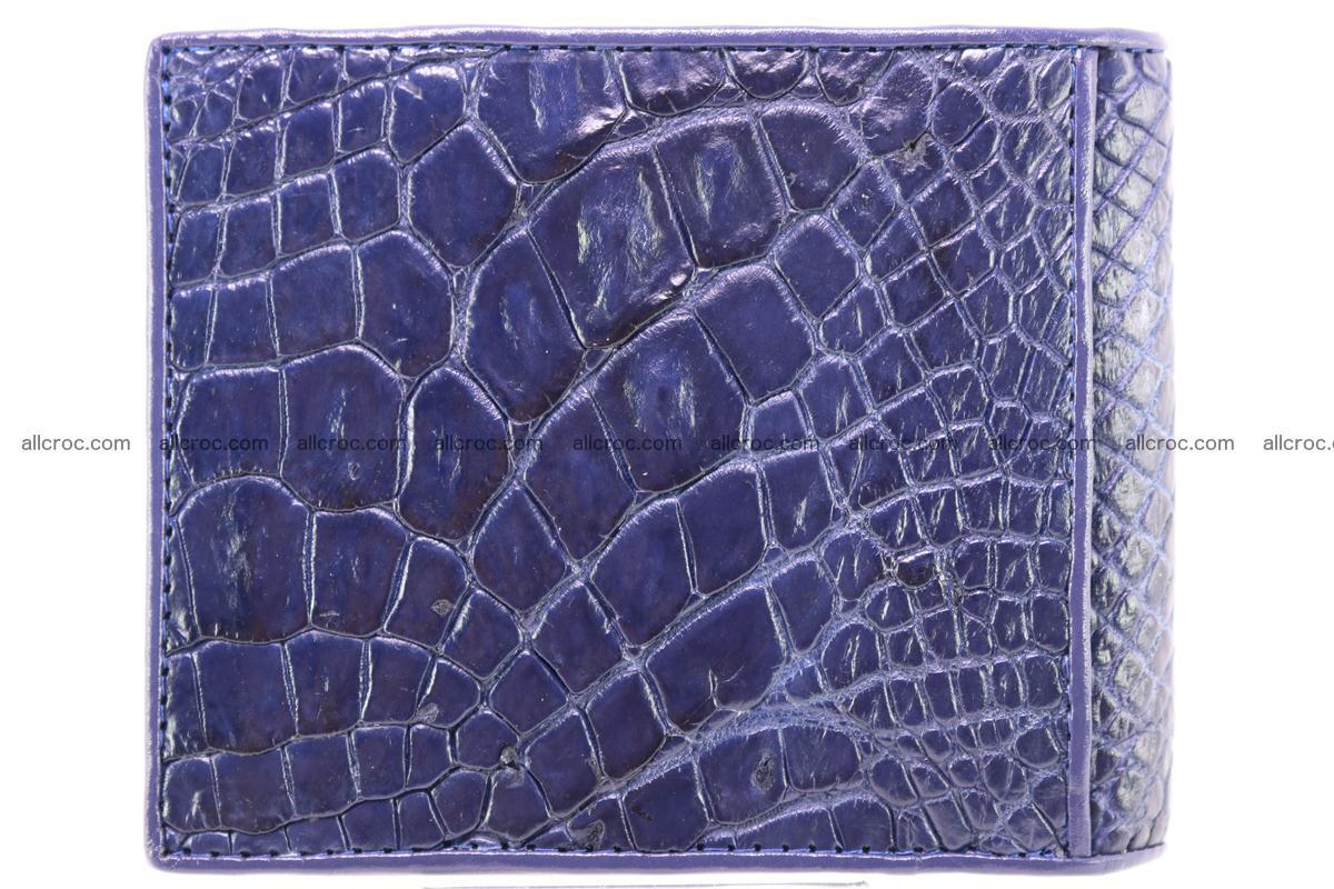 Crocodile skin wallet 246 Foto 1