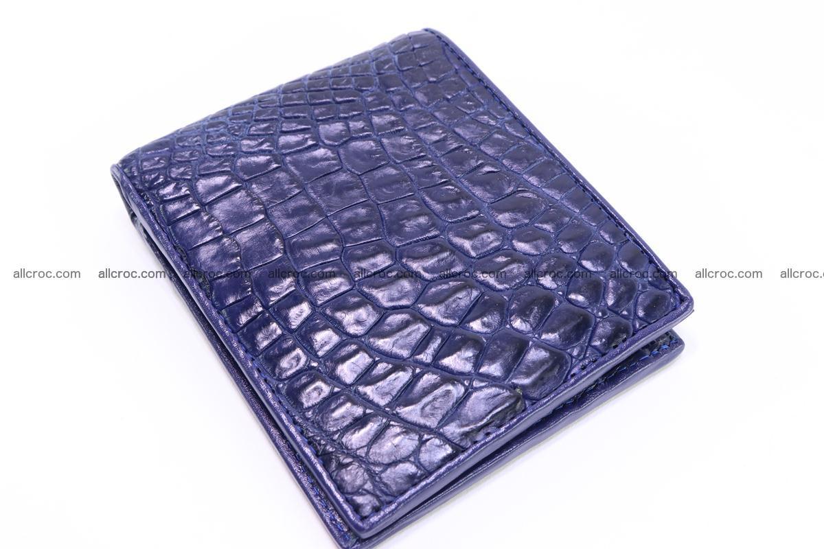 Crocodile skin wallet 246 Foto 3