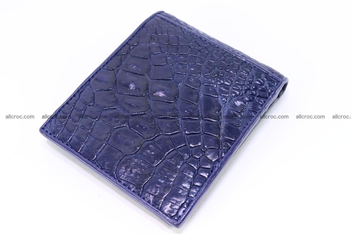 Crocodile skin wallet 246 Foto 4