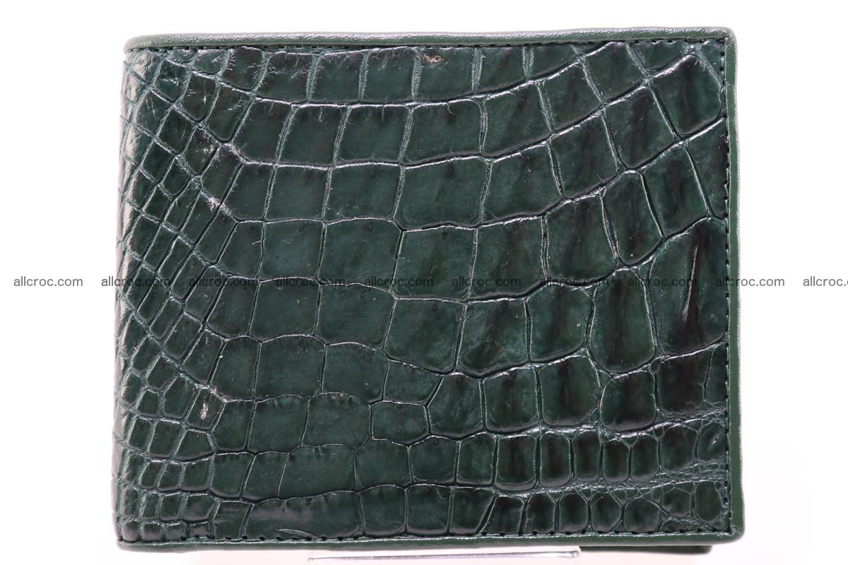 Crocodile skin wallet 247 Foto 0