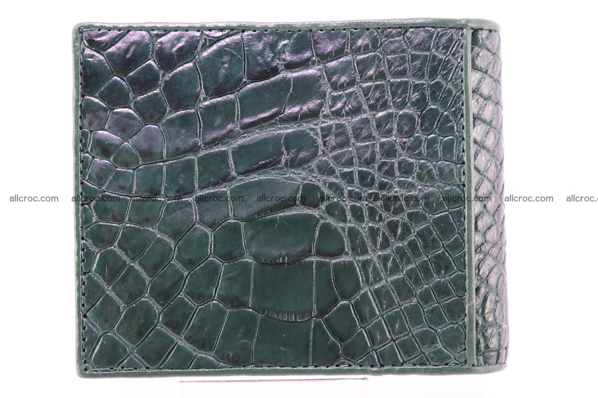 Crocodile skin wallet 247 Foto 1