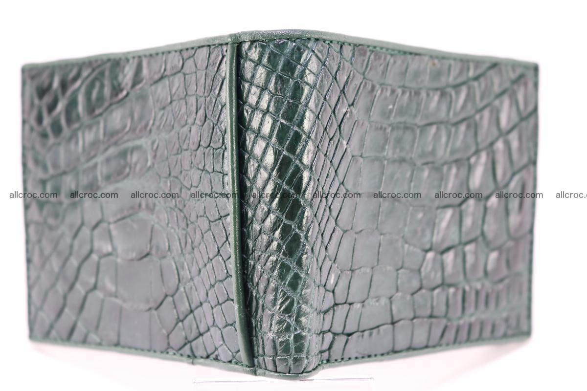 Crocodile skin wallet 247 Foto 2