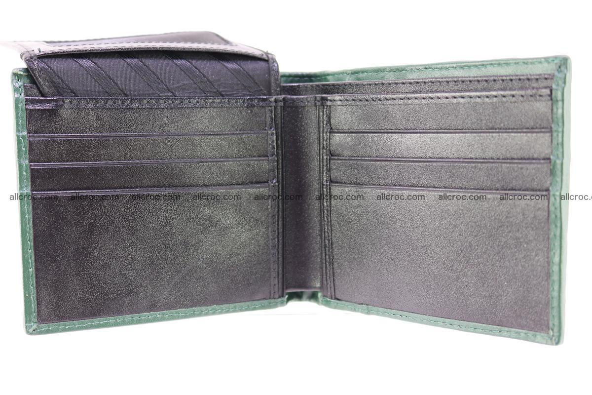 Crocodile skin wallet 247 Foto 6