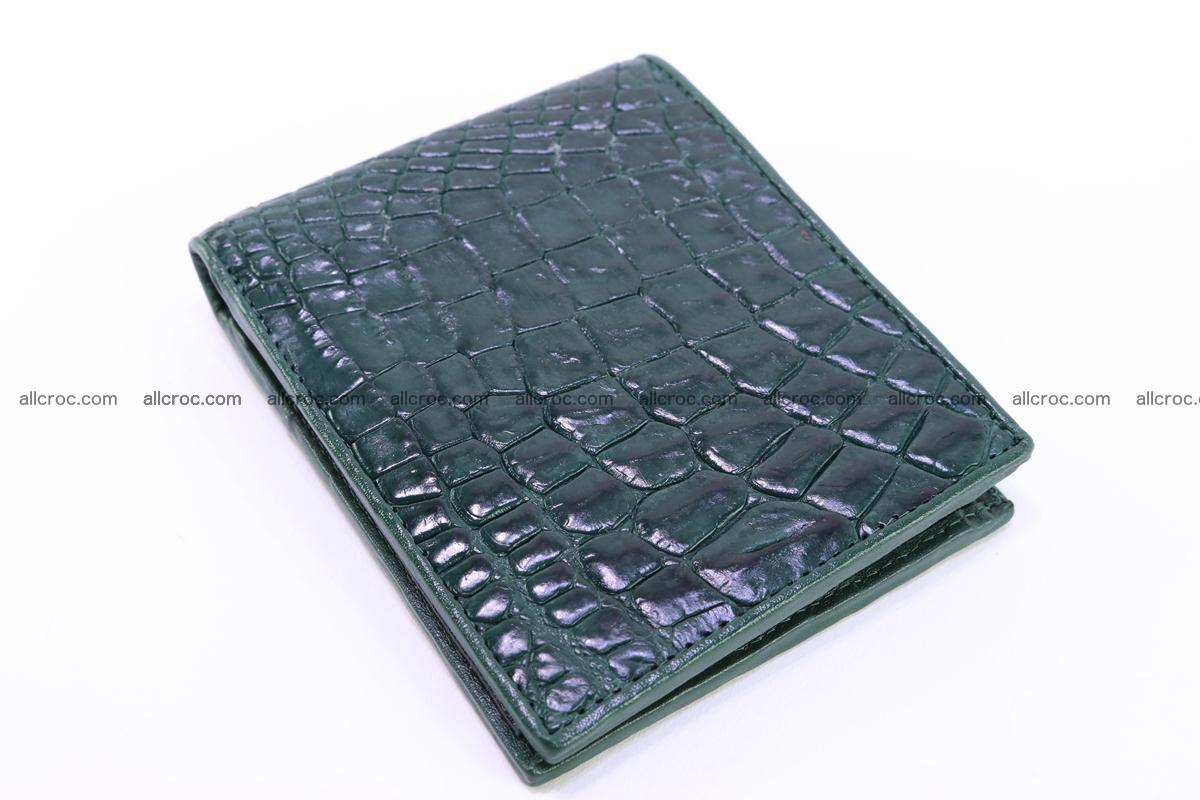Crocodile skin wallet 247 Foto 3
