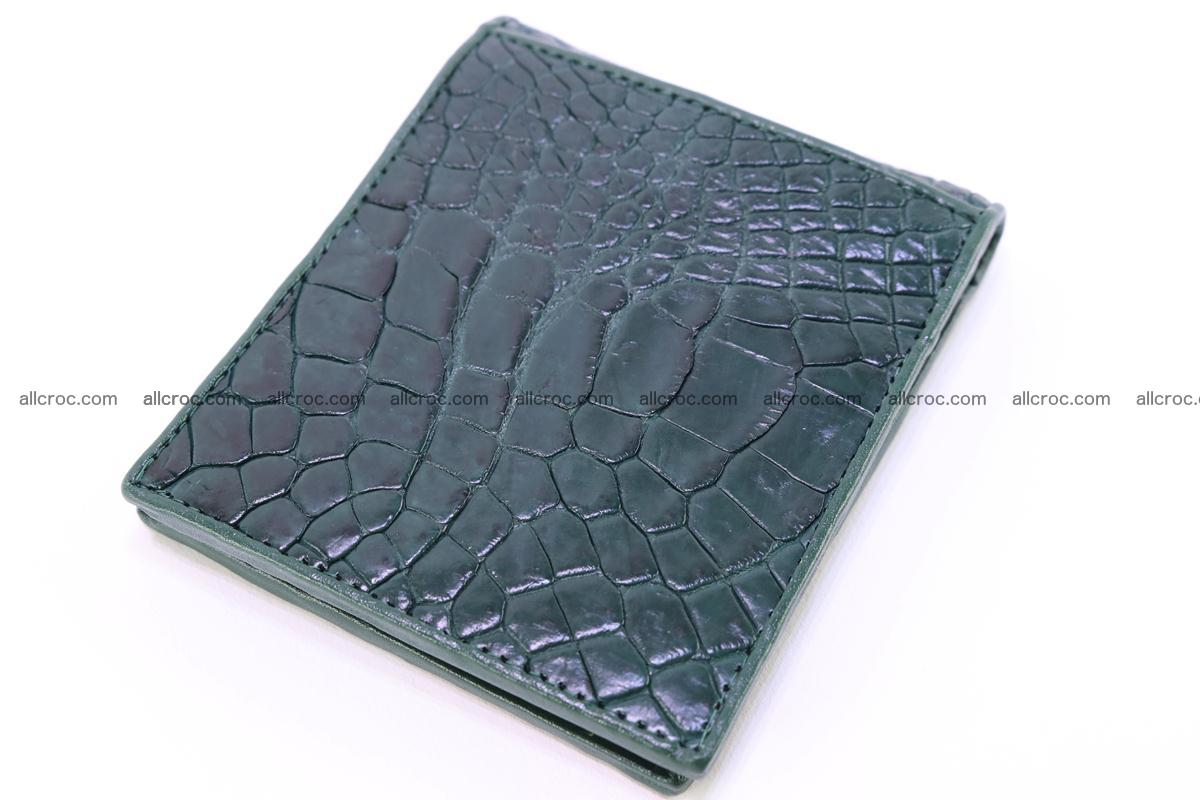 Crocodile skin wallet 247 Foto 4