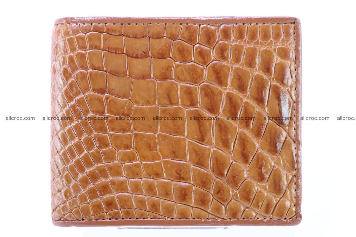 Crocodile skin wallet 248 Foto 0