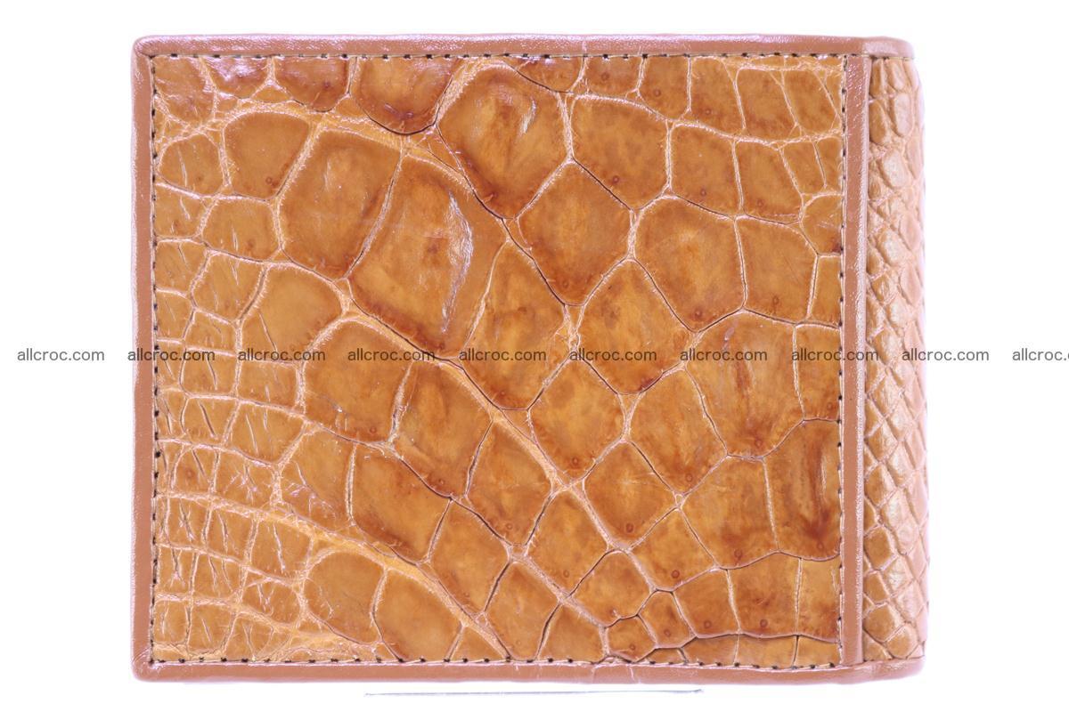 Crocodile skin wallet 248 Foto 1