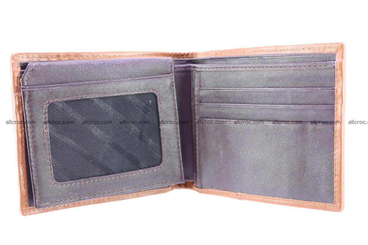 Crocodile skin wallet 248 Foto 6
