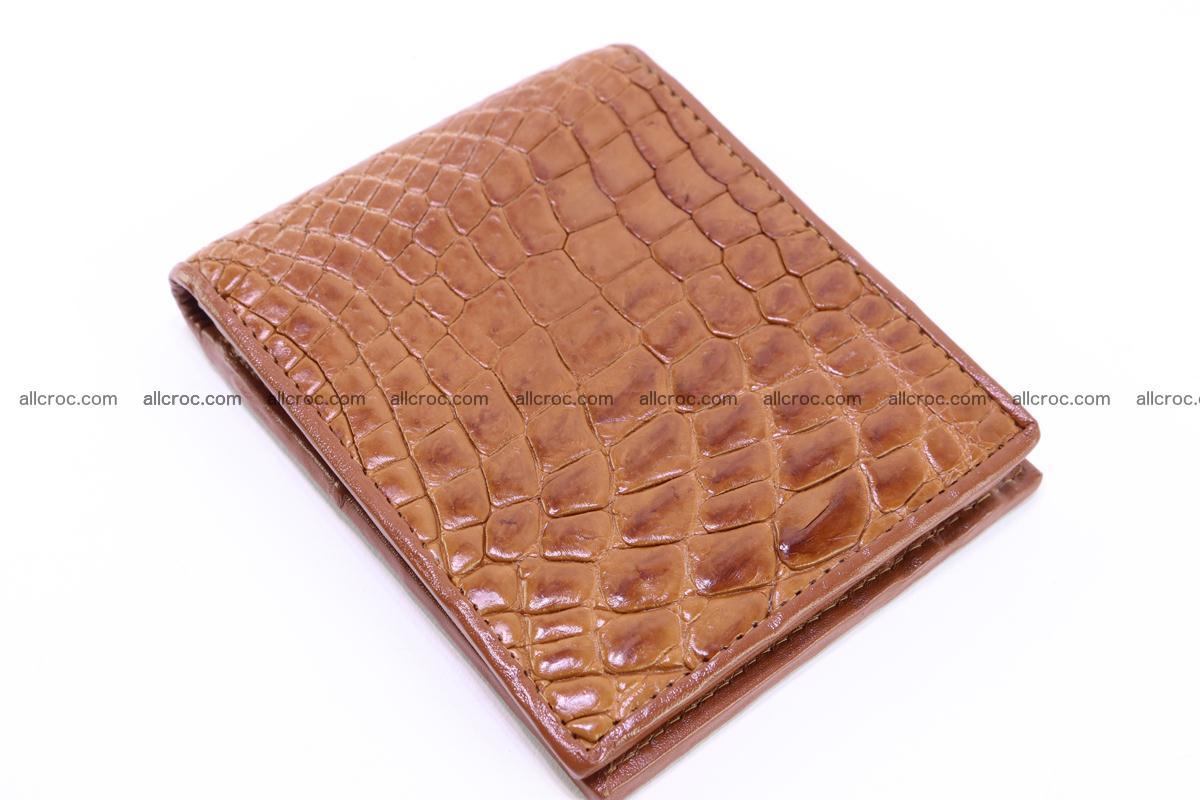 Crocodile skin wallet 248 Foto 3