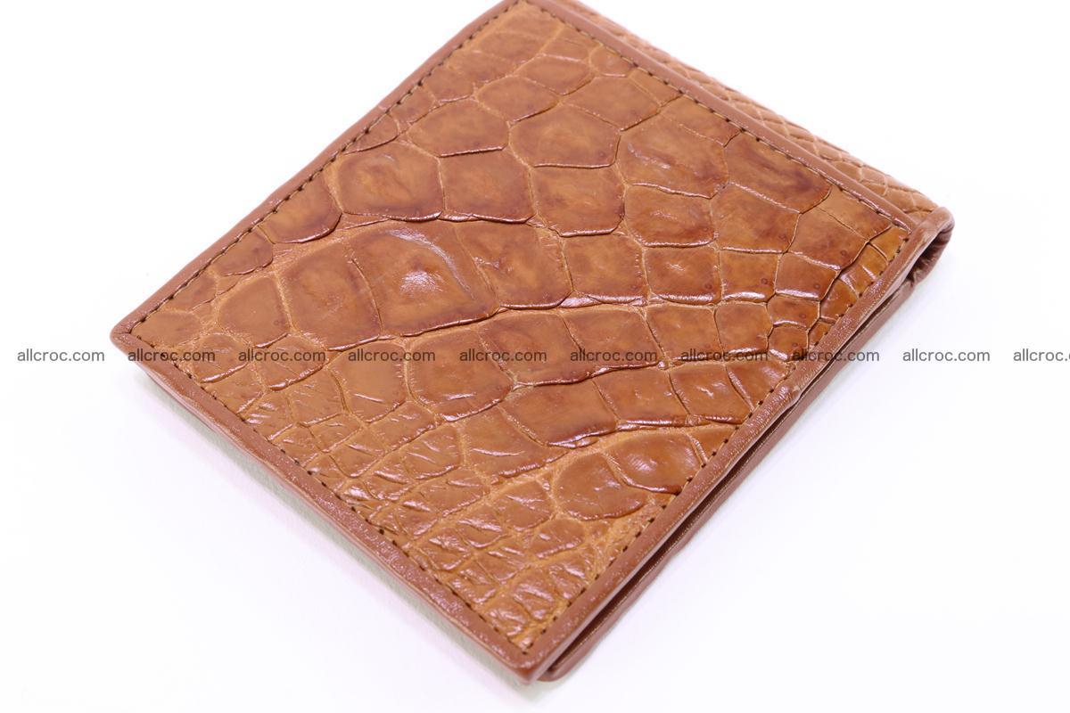 Crocodile skin wallet 248 Foto 4