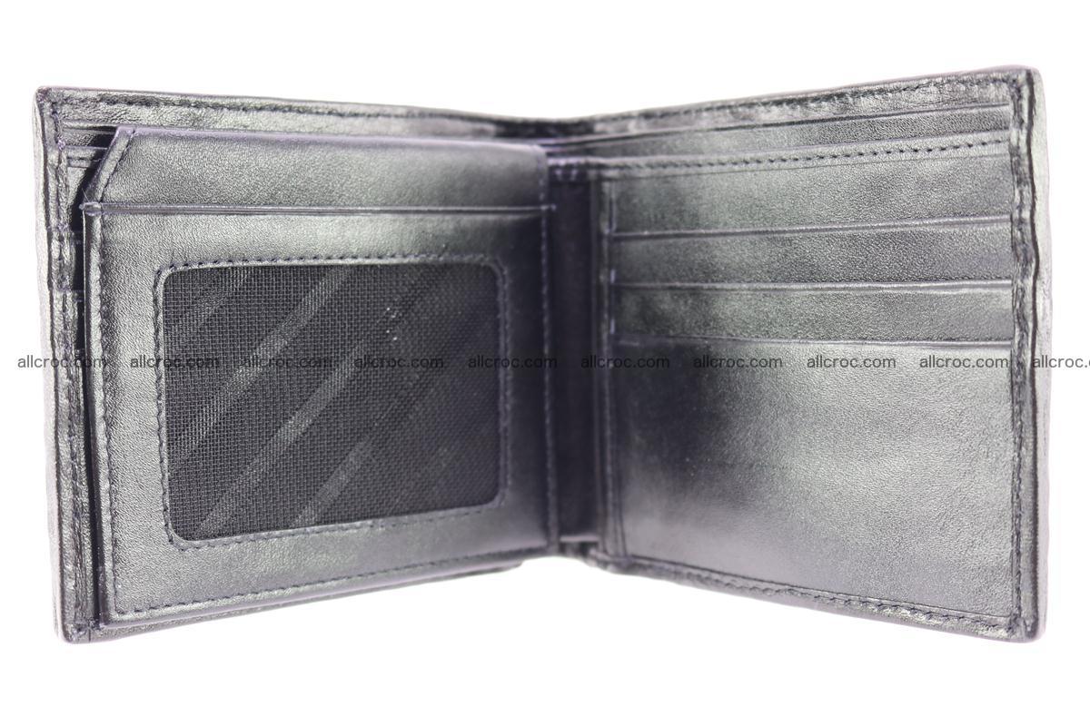 Crocodile skin wallet 251 Foto 5