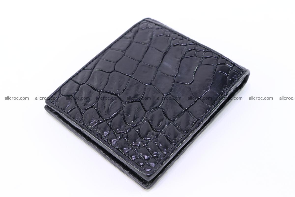 Crocodile skin wallet 251 Foto 4