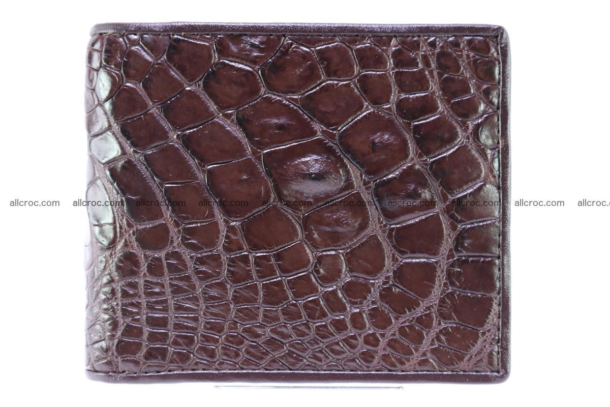 Crocodile skin wallet 250 Foto 0