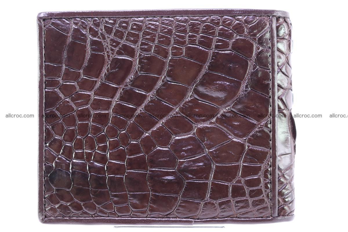Crocodile skin wallet 250 Foto 1