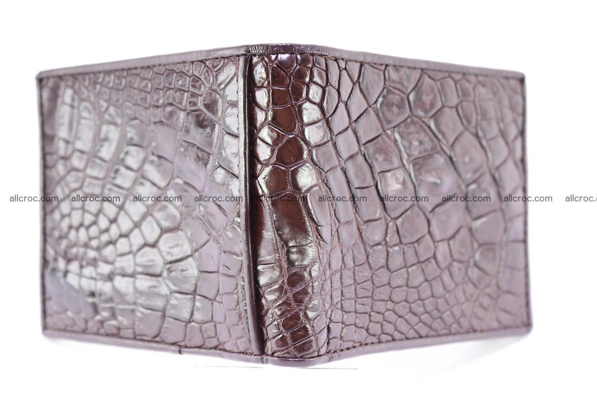 Crocodile skin wallet 250 Foto 3