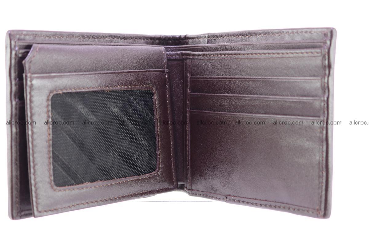 Crocodile skin wallet 250 Foto 5
