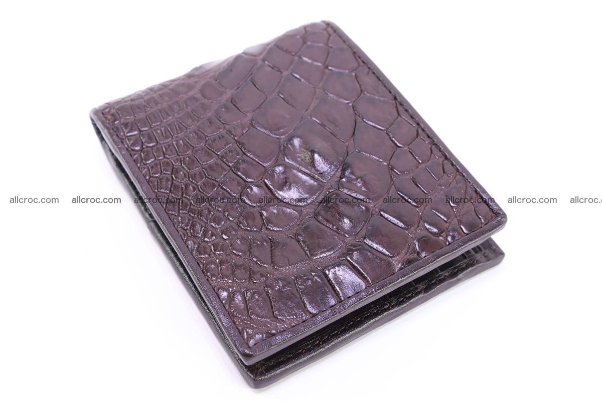 Crocodile skin wallet 250 Foto 2