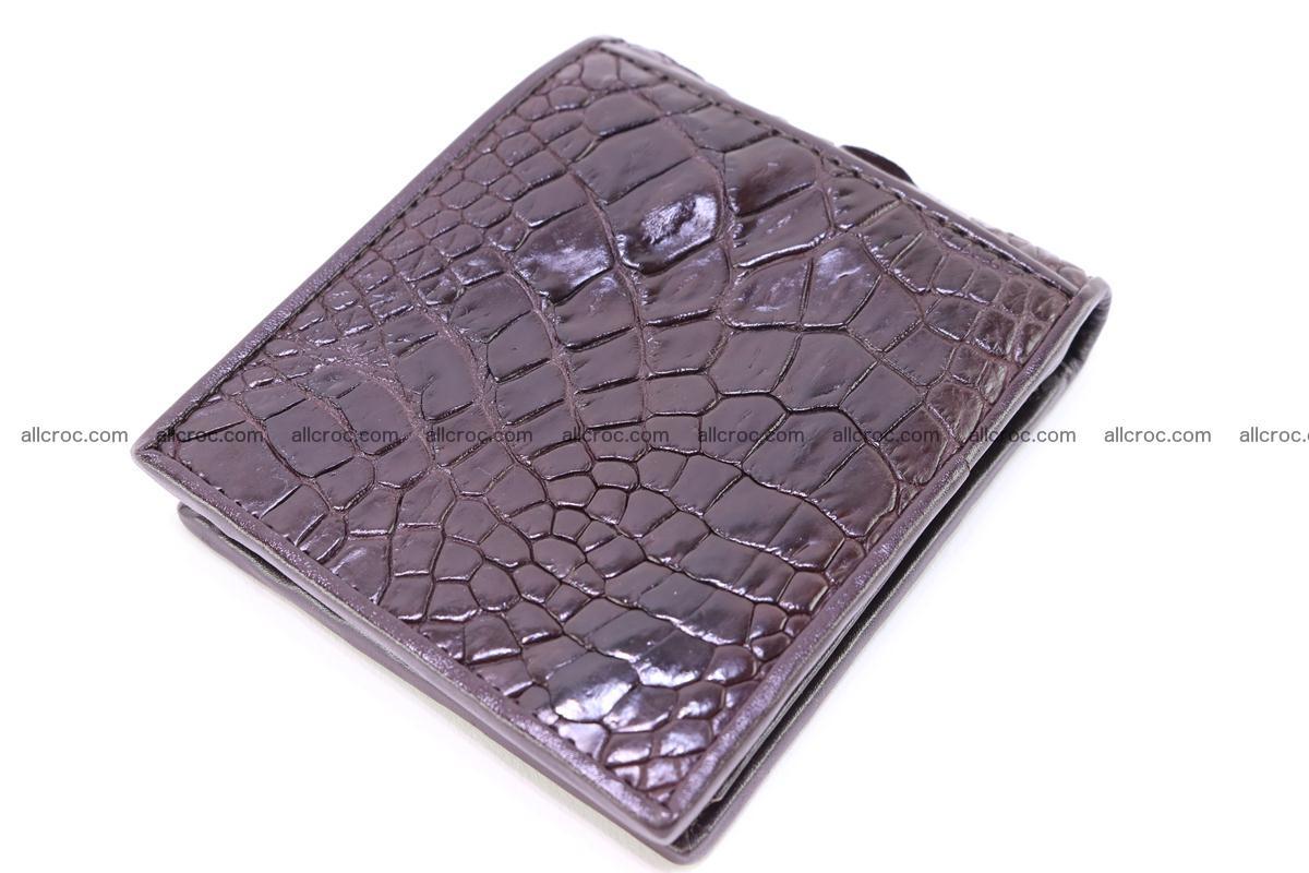Crocodile skin wallet 250 Foto 4