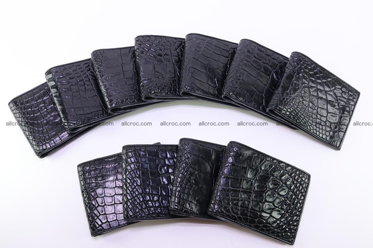 Crocodile skin wallet 251 Foto 7