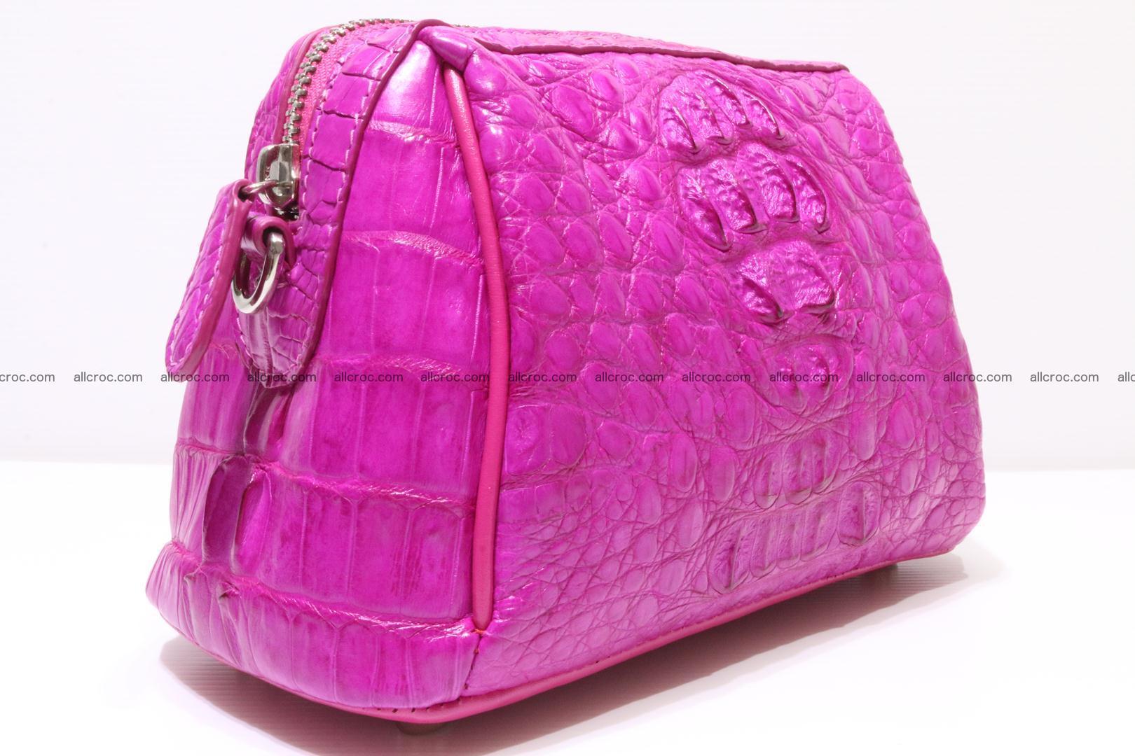 women's crocodile bag 030 Foto 6