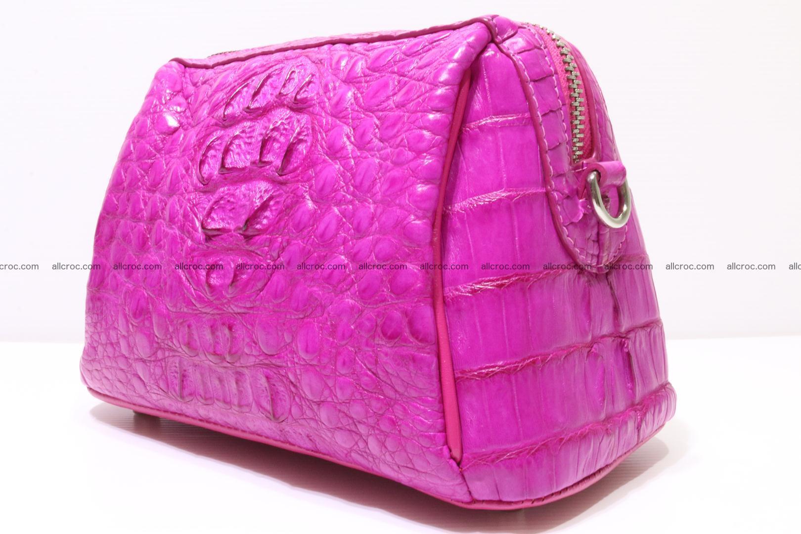 women's crocodile bag 030 Foto 4