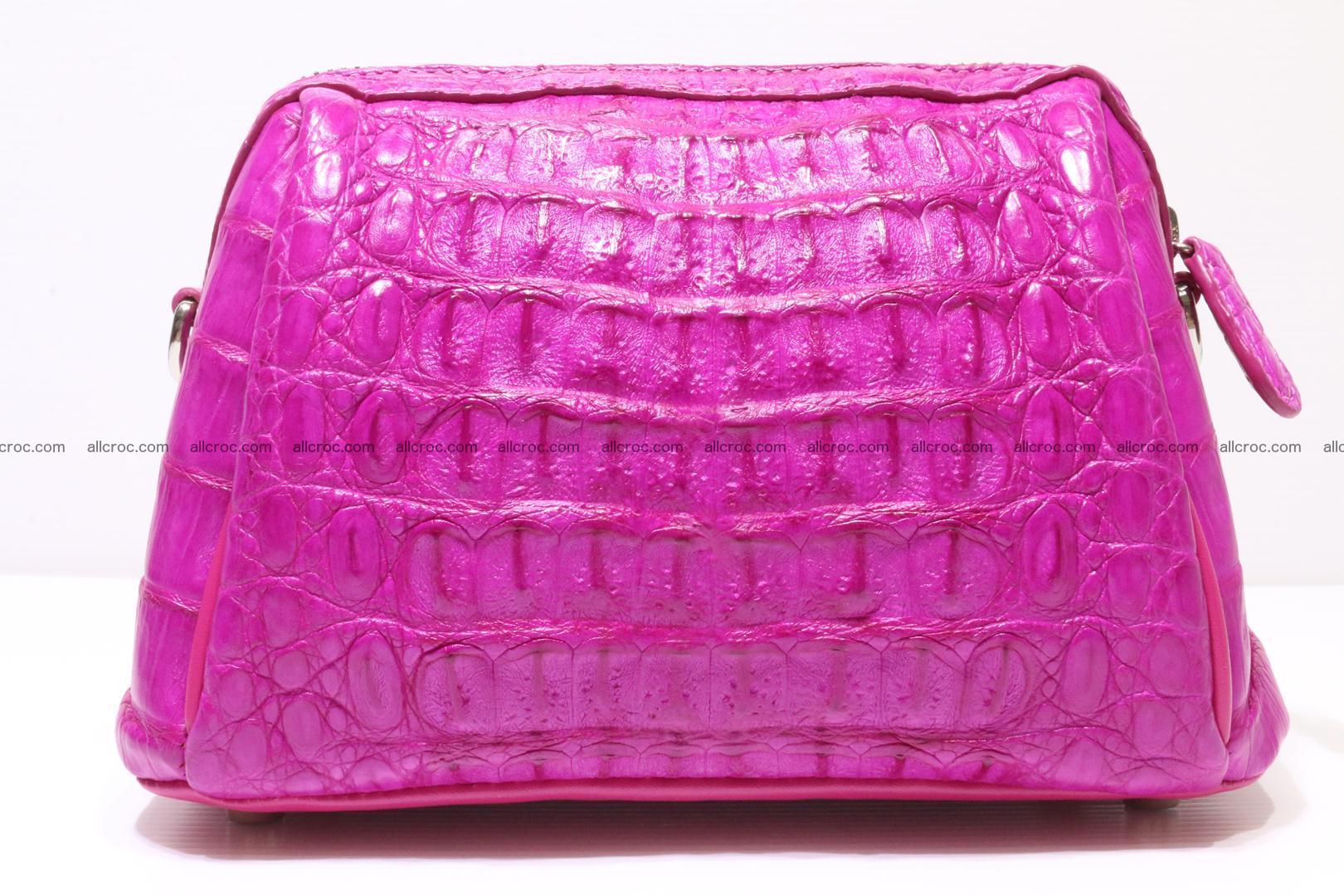 women's crocodile bag 030 Foto 5