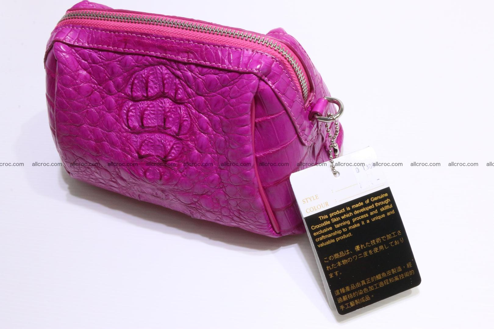 women's crocodile bag 030 Foto 3