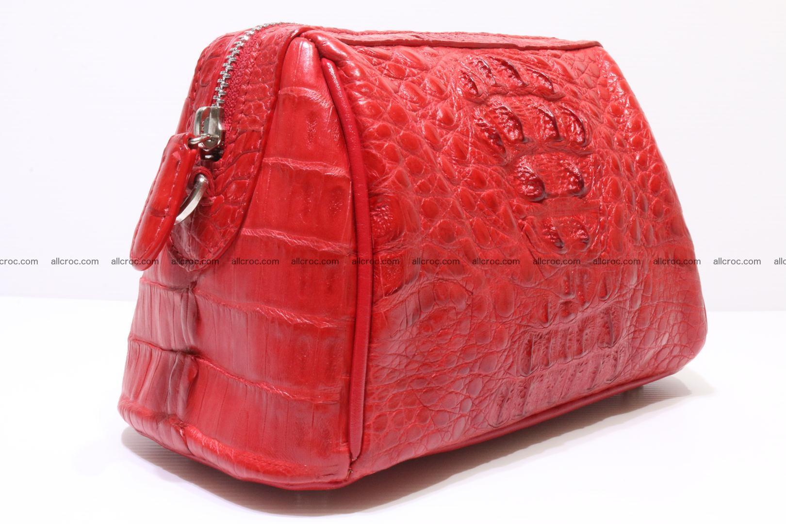 women's crocodile bag 031 Foto 6