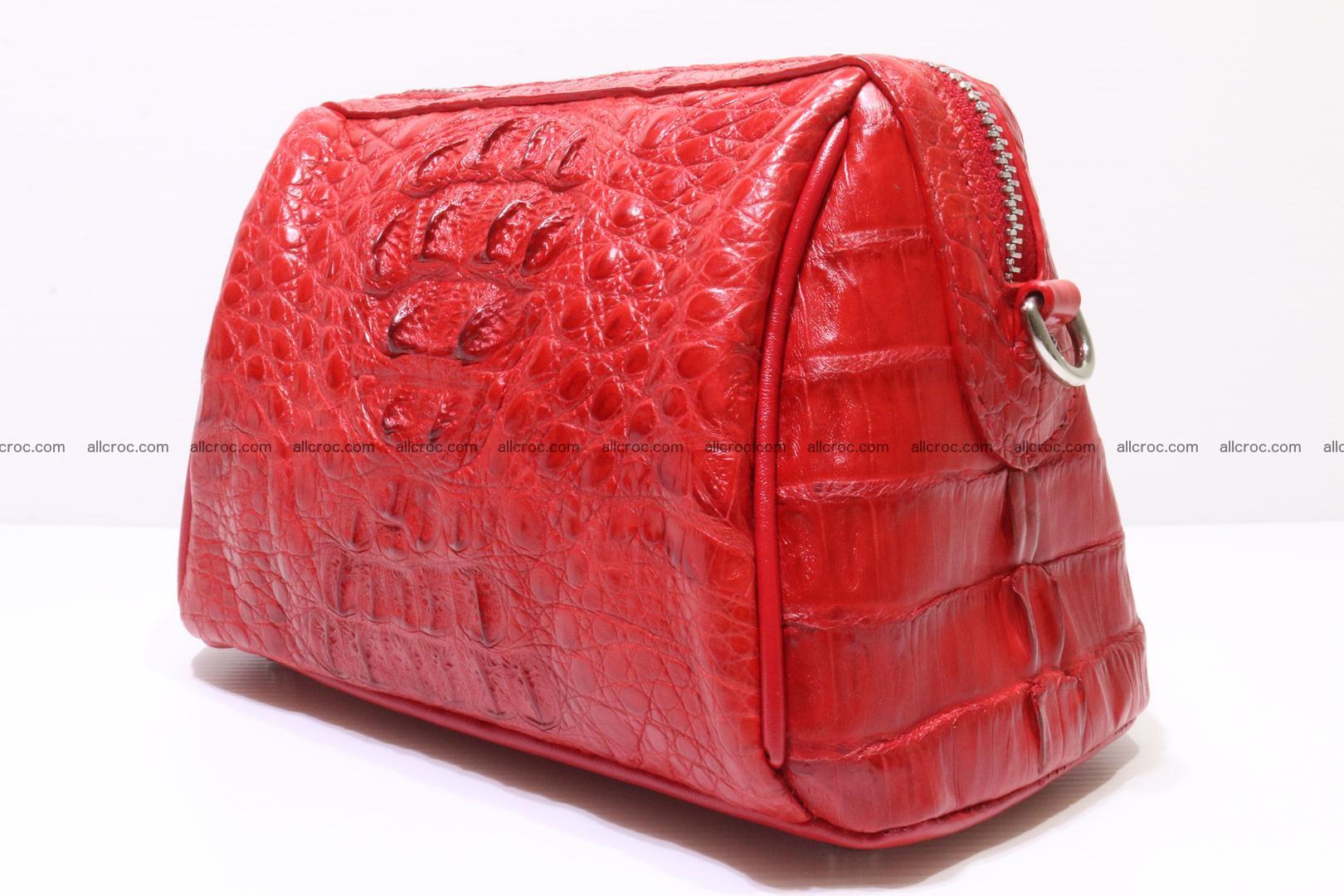 women's crocodile bag 031 Foto 9