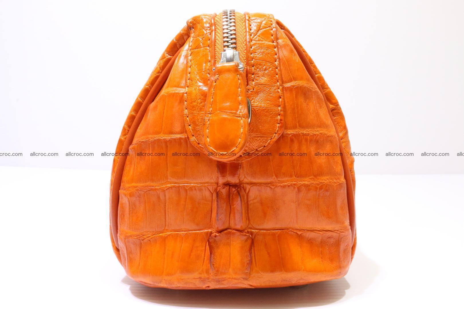 women's crocodile bag 032 Foto 7