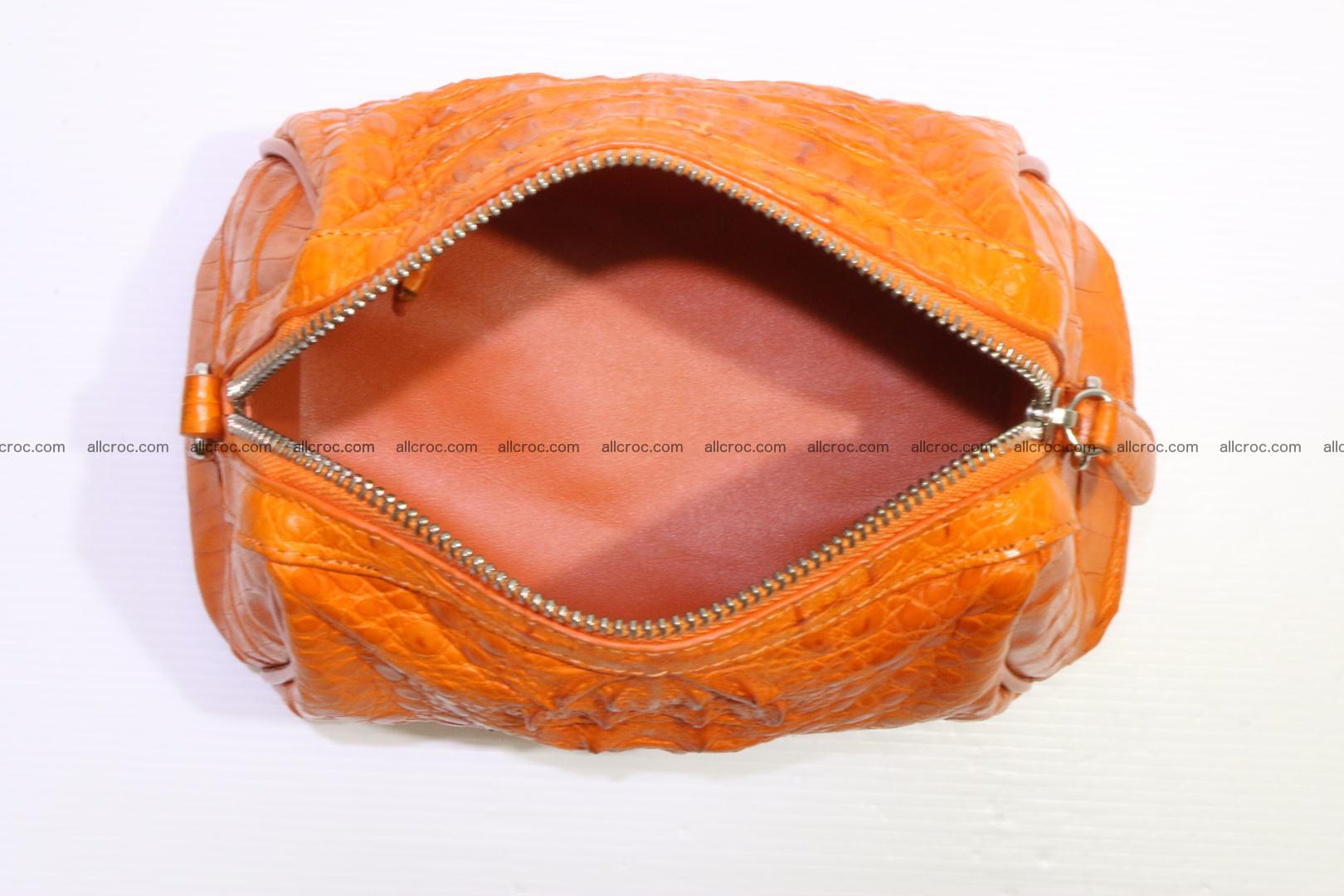 women's crocodile bag 032 Foto 11