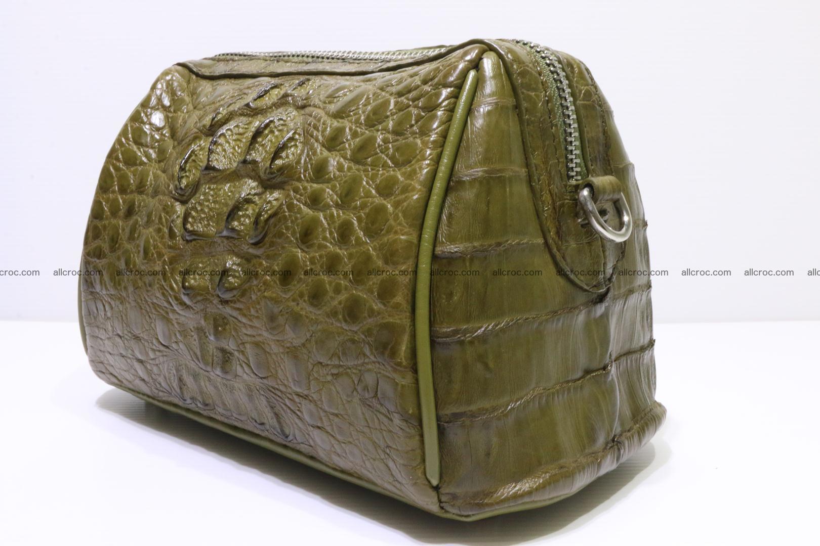women's crocodile bag 033 Foto 5