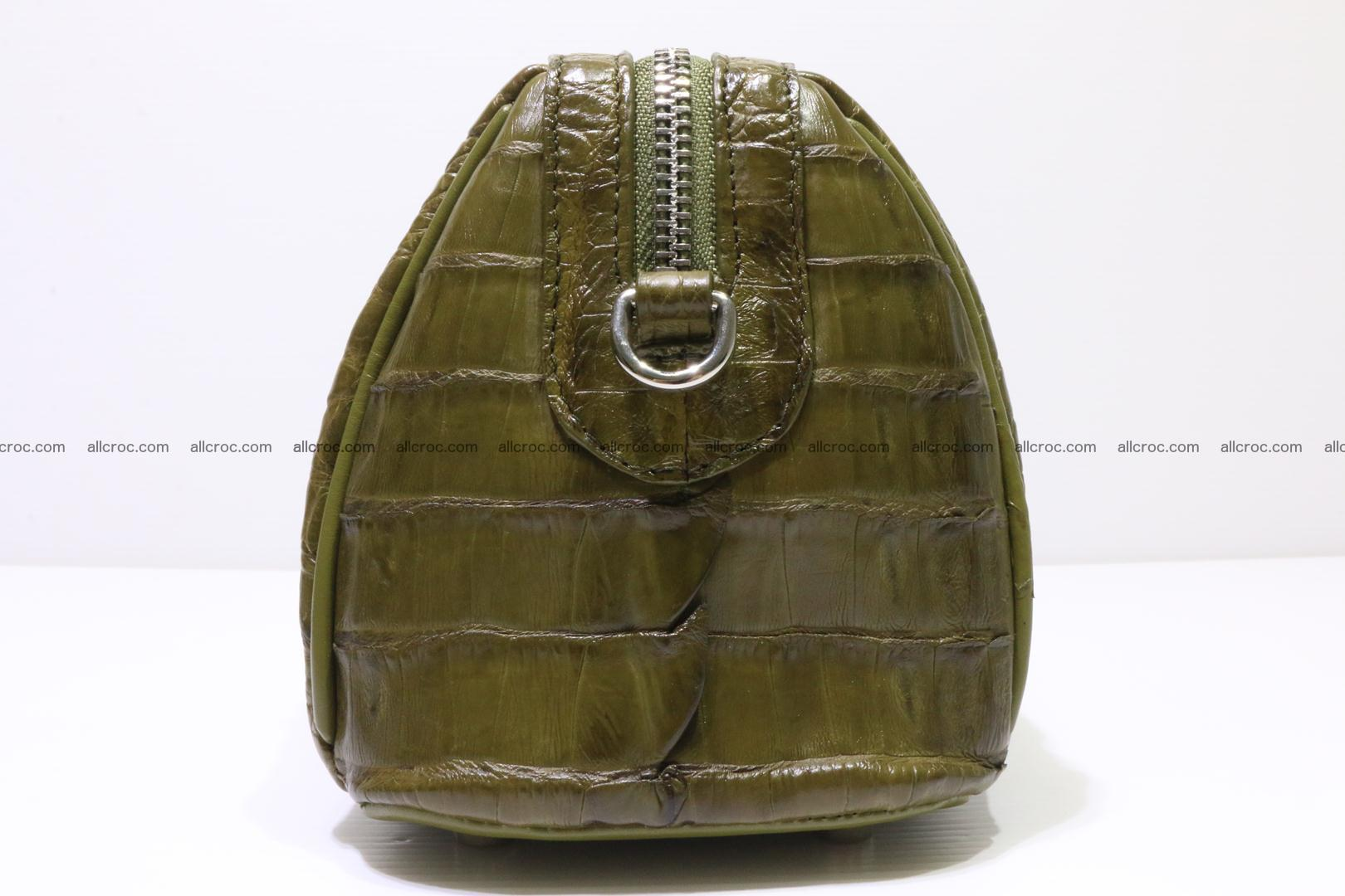 women's crocodile bag 033 Foto 7