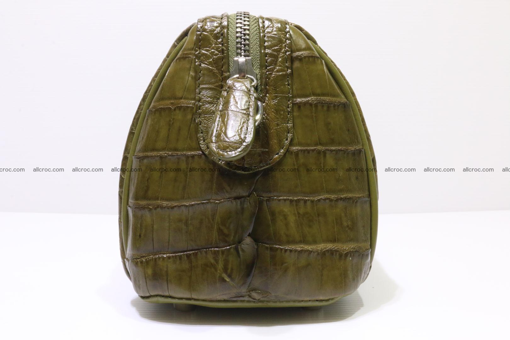 women's crocodile bag 033 Foto 8
