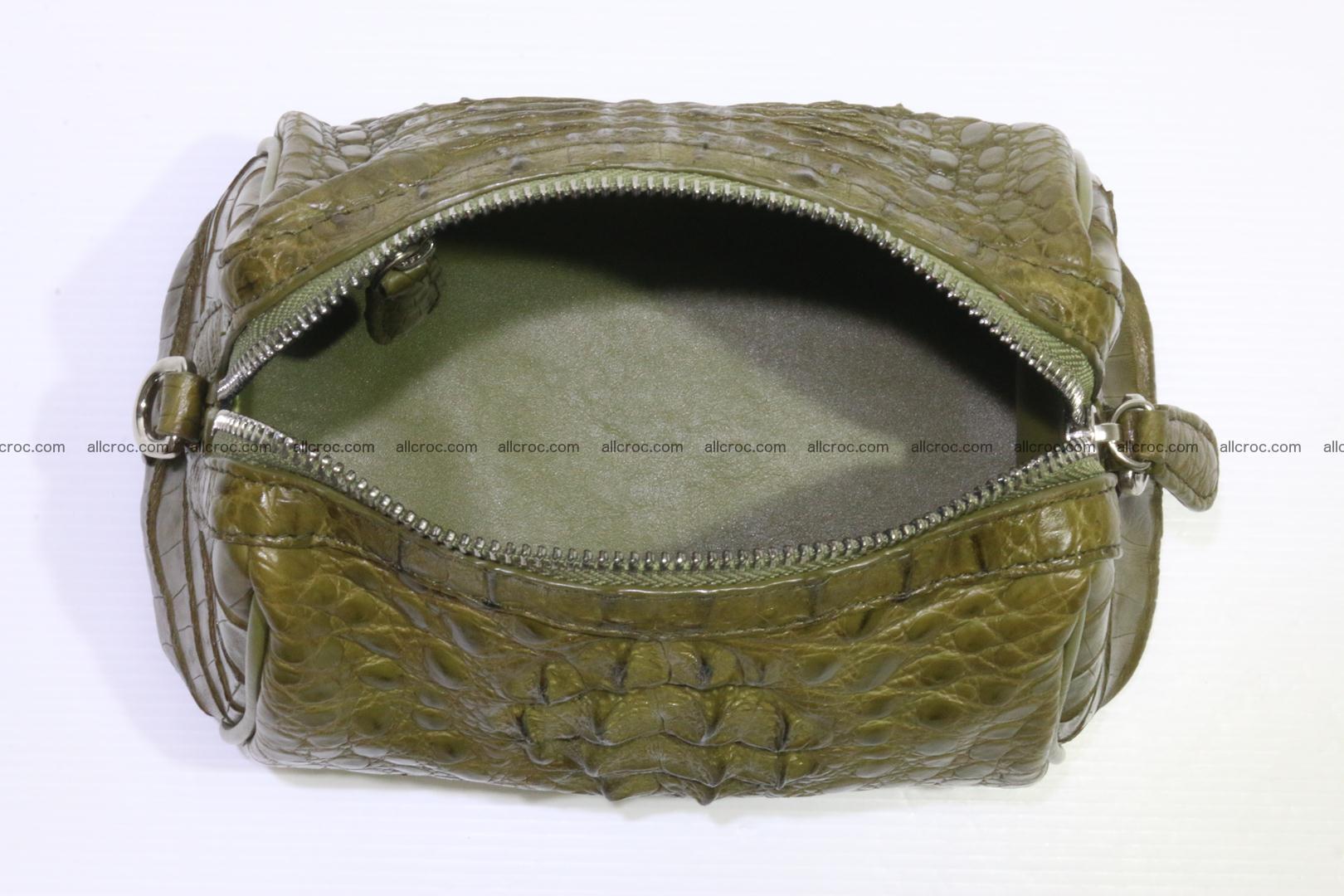 women's crocodile bag 033 Foto 11