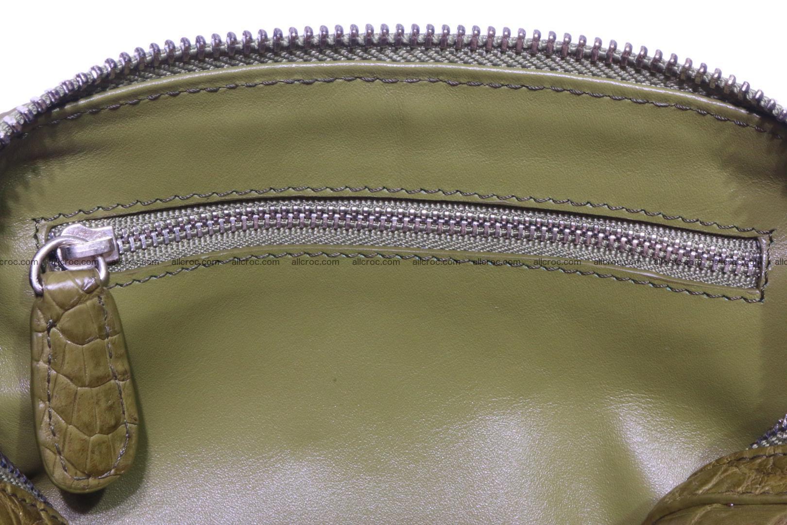 women's crocodile bag 033 Foto 13