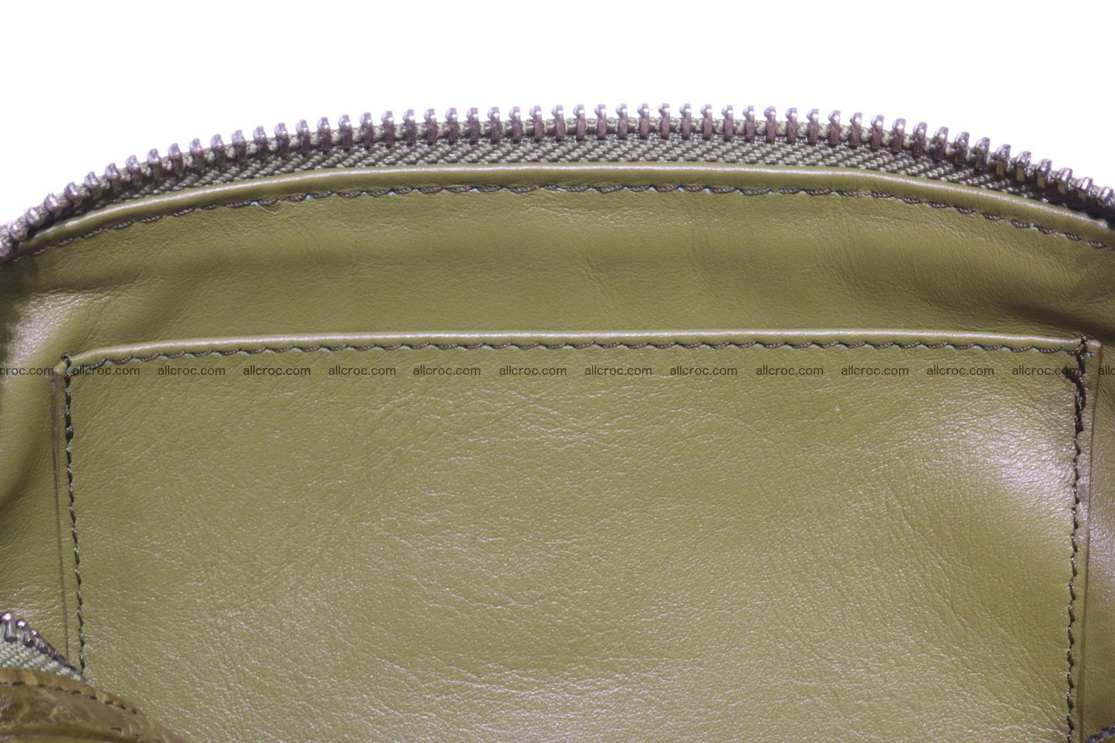 women's crocodile bag 033 Foto 12