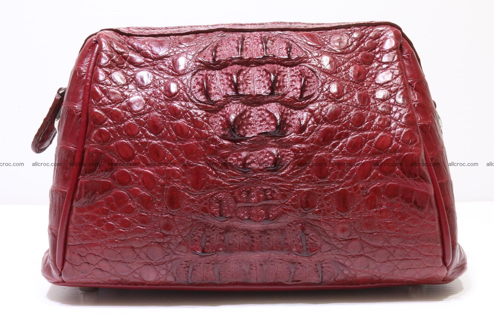 women's crocodile bag 035 Foto 0
