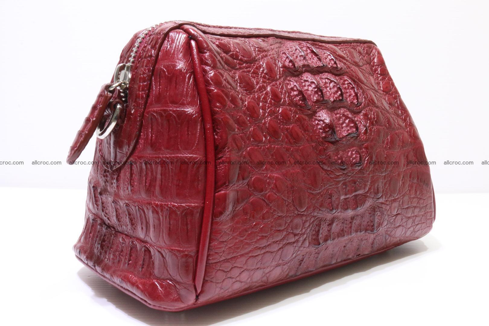women's crocodile bag 035 Foto 4