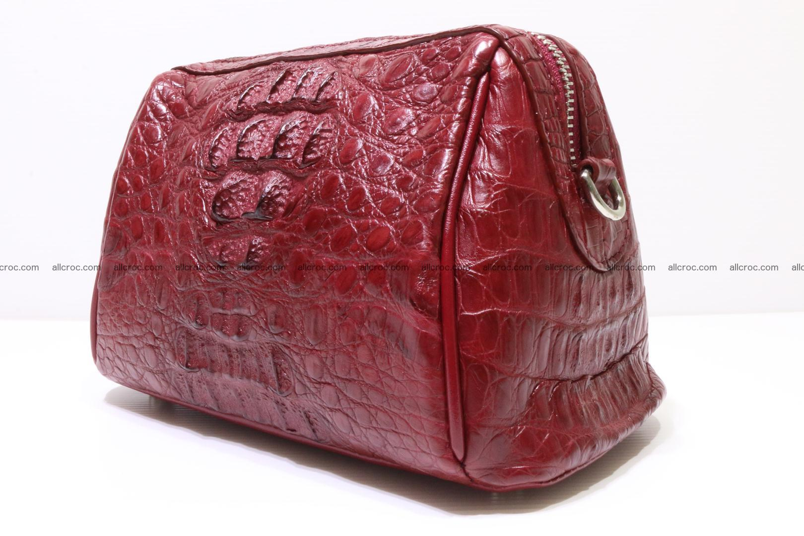 women's crocodile bag 035 Foto 5
