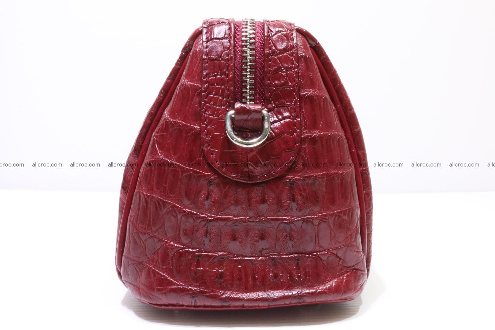 women's crocodile bag 035 Foto 9