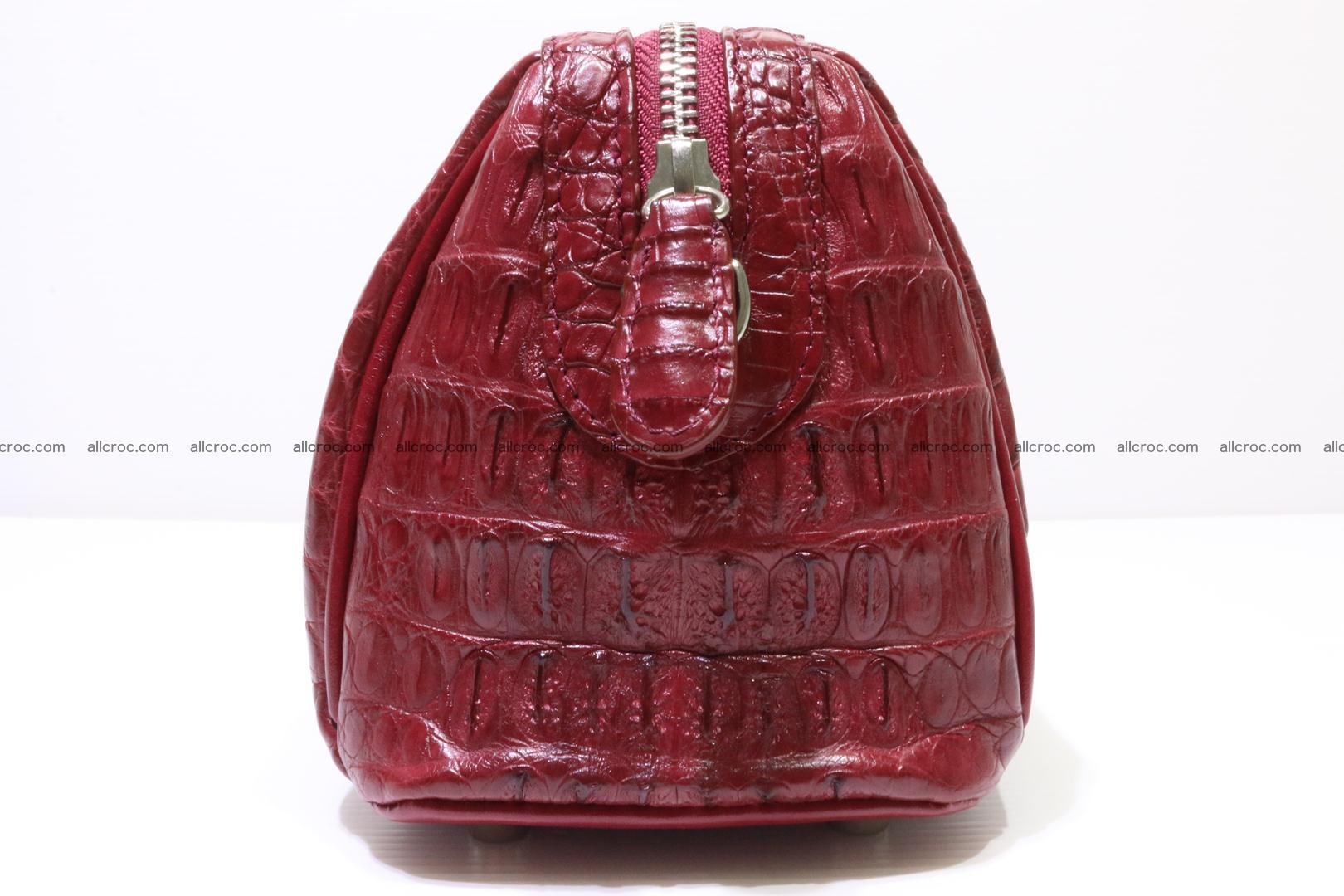 women's crocodile bag 035 Foto 10