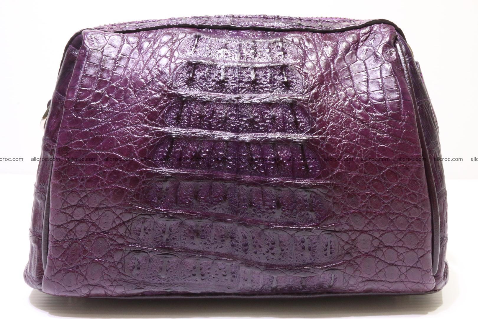 women's crocodile bag 036 Foto 2