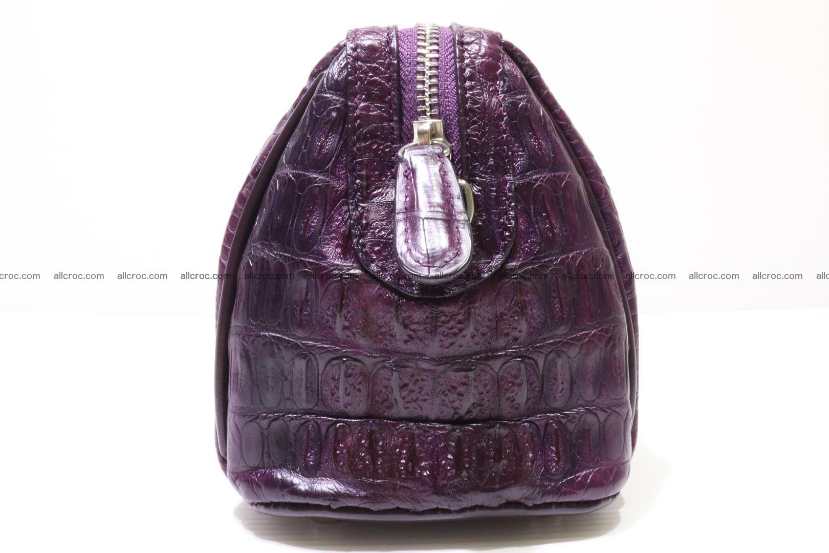 women's crocodile bag 036 Foto 6