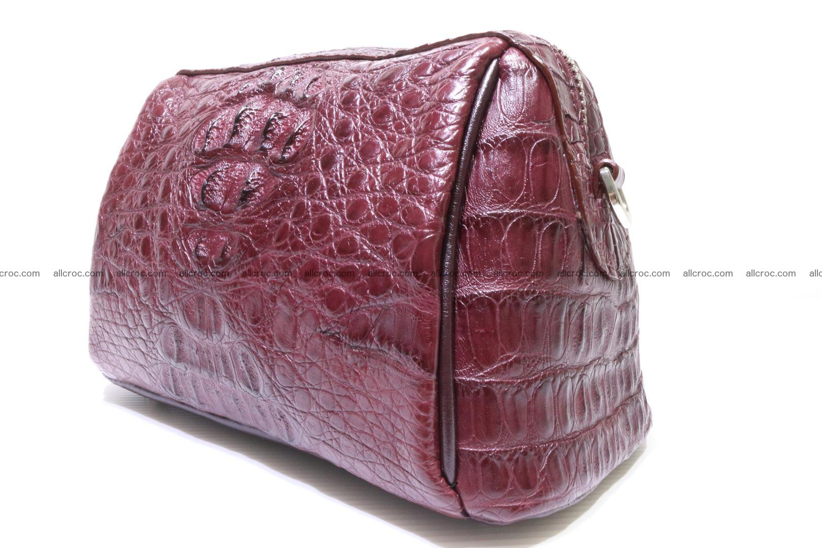 women's crocodile bag 037 Foto 8