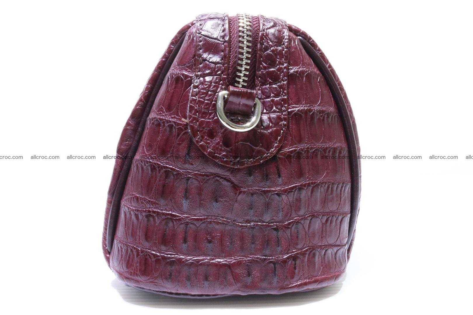 women's crocodile bag 037 Foto 5