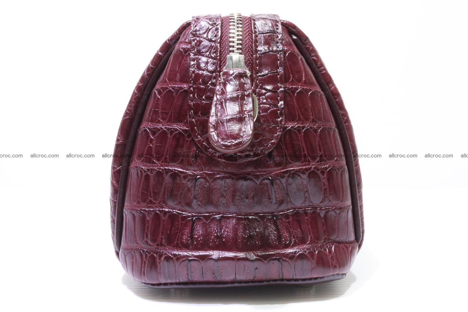 women's crocodile bag 037 Foto 7