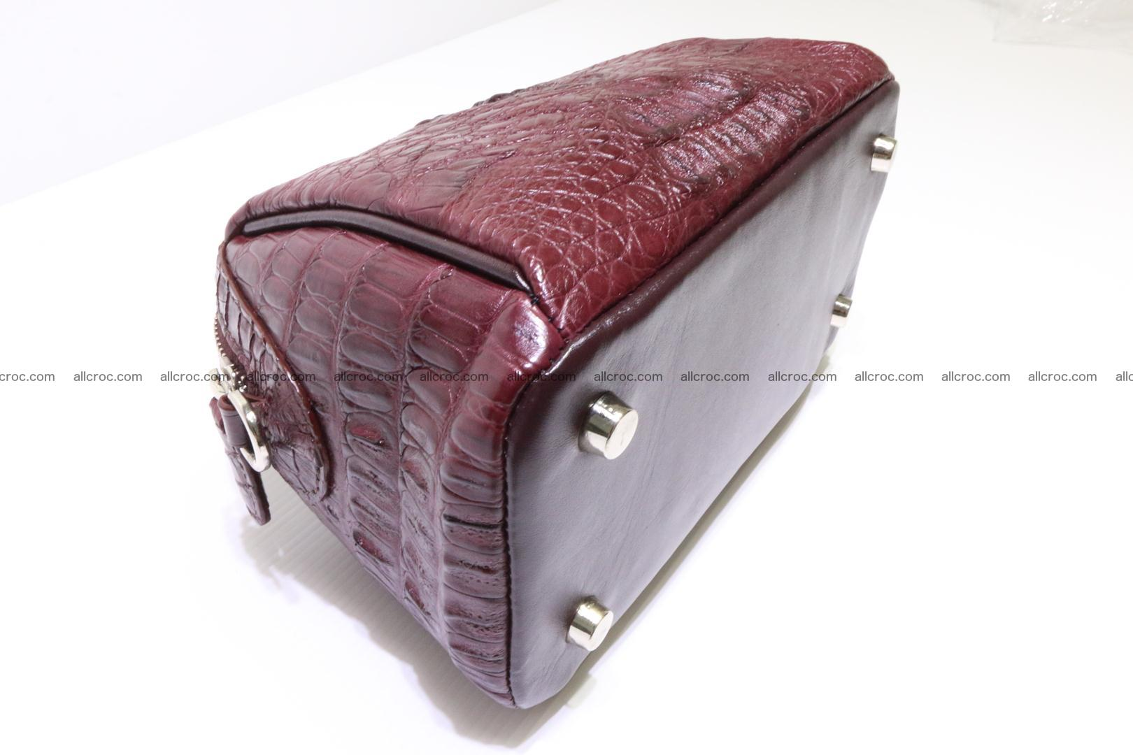 women's crocodile bag 037 Foto 6