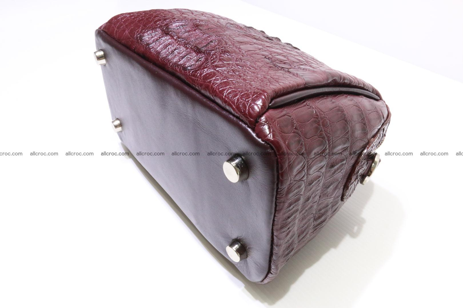 women's crocodile bag 037 Foto 9